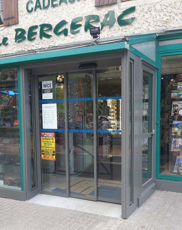 Porte automatique vercor saga 20 ascenseur modernisation service - Porte automatique magasin ...